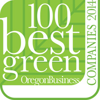 Picture: Realty Trust named one of Oregon's 100 Best Green Companies--Again!
