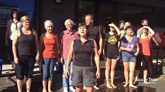 Picture: Realty Trust Group Ice Bucket Challenge for ALS
